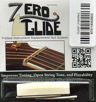 Zero Glide Nut System for 12-String