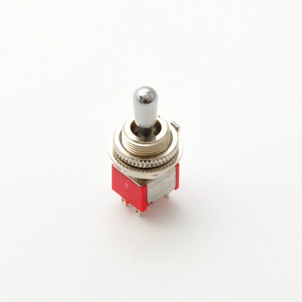 3-Way Toggle Switch, ON/ON/ON