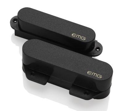EMG T-Set, schwarz