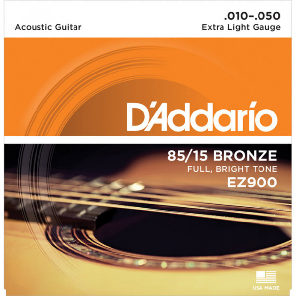 D´Addario Bronze Strings