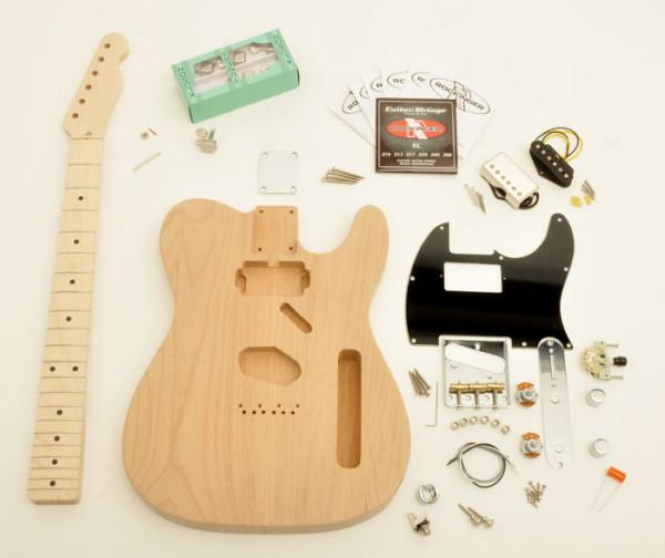 Premium Plus Tele® Style Humbucker Kit, unlackiert