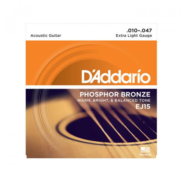 D´Addario Phosphor Bronze