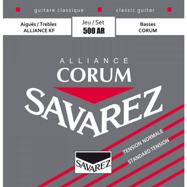 Savarez 500 AR Classic Strings, Corum Alliance