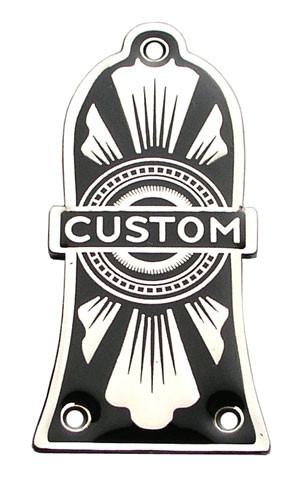 Trussrod Cover, Custom