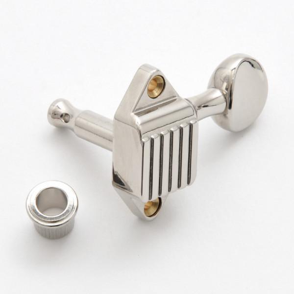 Kluson Waffleback Tuner, Metal Buttons