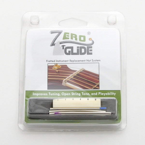 Zero Glide Nut System for Gibson-style Guitars, LEFTHAND