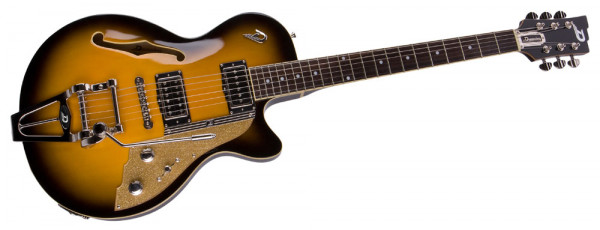 DUESENBERG Starplayer TV, 2-Tone-Sunburst