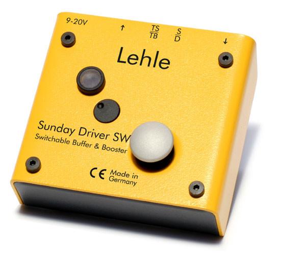 Lehle Sunday Driver SW mit Fußschalter
