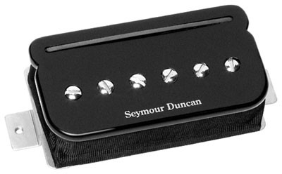 Seymour Duncan P-Rails Trembucker TBPR-1B, Black