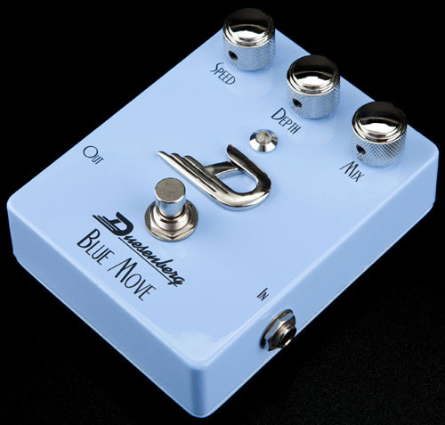 Duesenberg Blue Move