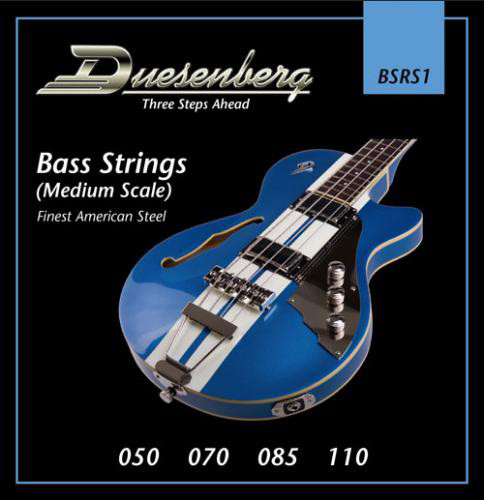 Duesenberg Medium Scale Bass Strings