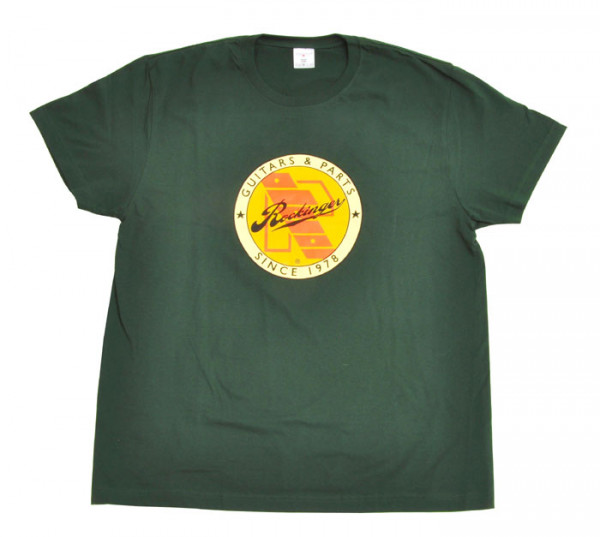 Rockinger Retro Logo T-Shirt, Green
