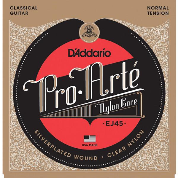 D'Addario EJ45 Pro-Arté Classical Strings