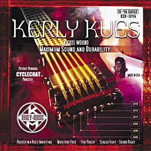 KERLY KUES Electric Strings