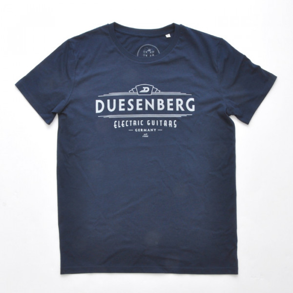 Duesenberg T-Shirt, Electric Guitars