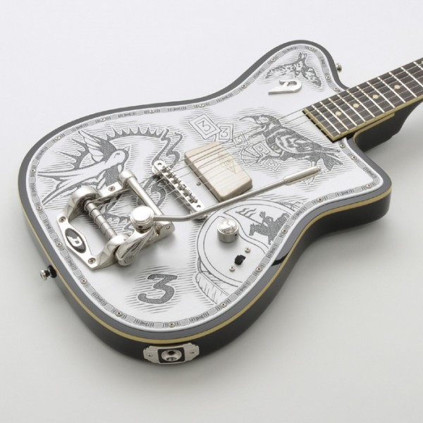 Duesenberg Alliance Series, Johnny Depp Model, B-Ware