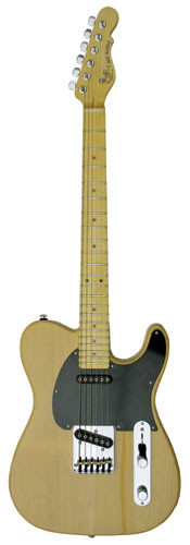 G&L USA Custom Shop Asat Classic, Butterscotch Blonde