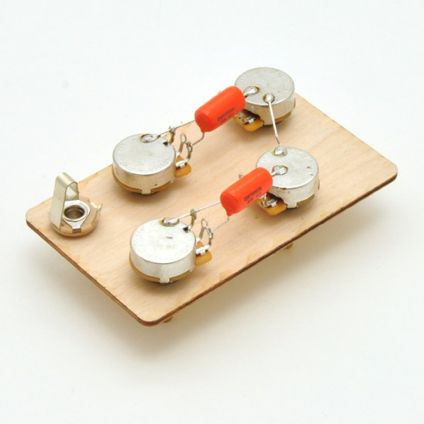 Pre-Wired Assembly for Les Paul
