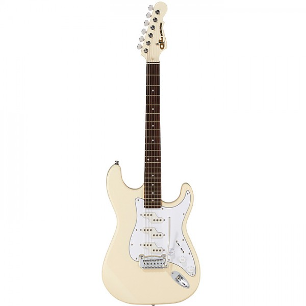 G&L Tribute Comanche, Olympic White