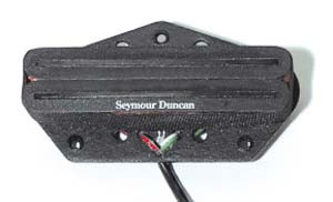 SEYMOUR DUNCAN Hot Rails for Tele, BRIDGE