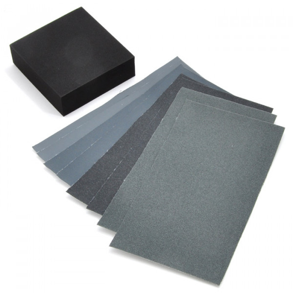 Micro-Mesh Finishing Abrasives Kit