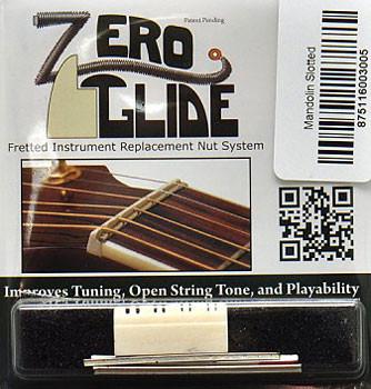 Zero Glide Nut System, für Mandolinen