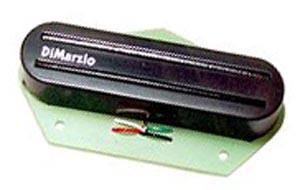 DIMARZIO Fast Track für Tele, DP381T, schwarz