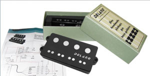 HYBRID 4-String Pickup Set