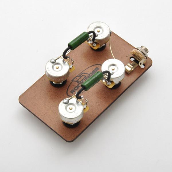 Vorverdrahtete Elektronik für Les Paul
