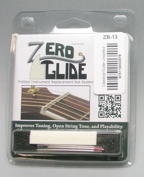 Zero Glide Nut System Für Klassikgitarre