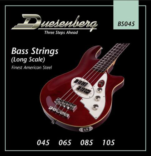 Duesenberg Bass Strings