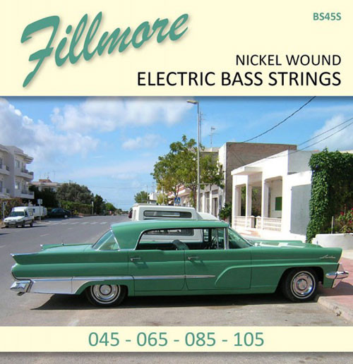 Fillmore Bass Strings
