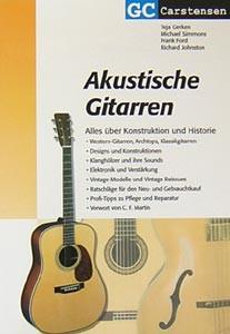 Akustische Gitarren - Alles über Konstruktion und Historie
