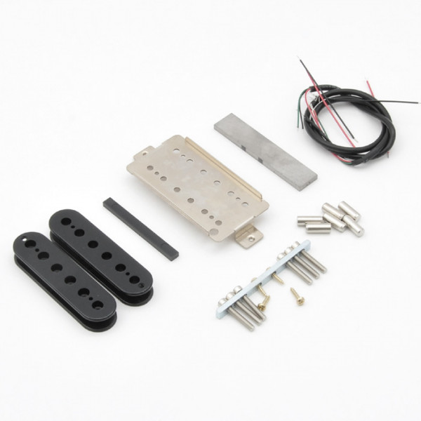 Pickup Winding Kit für Humbucker 52,8 mm Polpiece Spacing