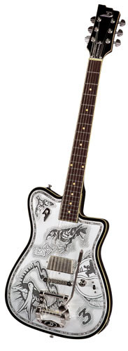Duesenberg Alliance Series, Johnny Depp Model