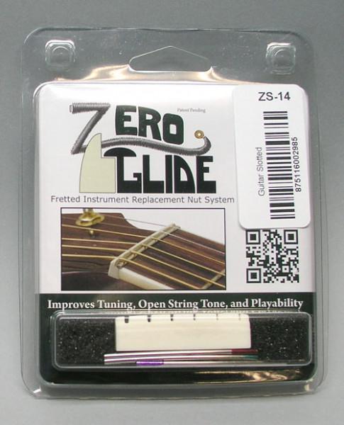 Zero Glide Nut System, für Acoustic Gitarren