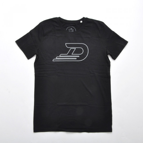 Duesenberg T-Shirt, D-Outlines