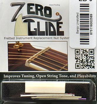 Zero Glide Nut System, für Banjo