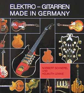 Elektro-Gitarren - Made In Germany