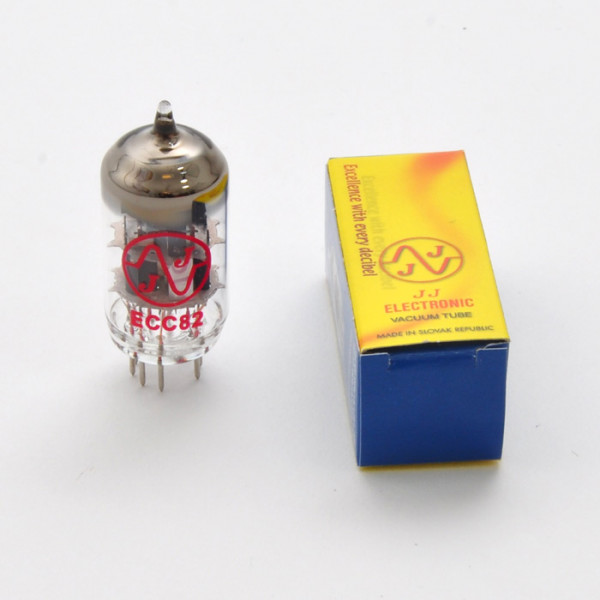 Preamp Tube ECC82/12AU7, Low Noise