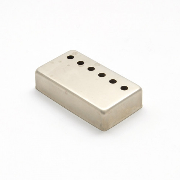 Metal Cover For Humbucker, Antique