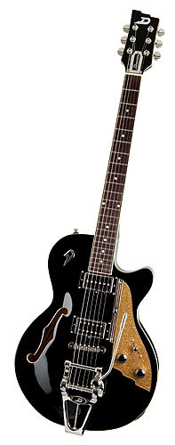 Duesenberg Starplayer TV, Trans Black