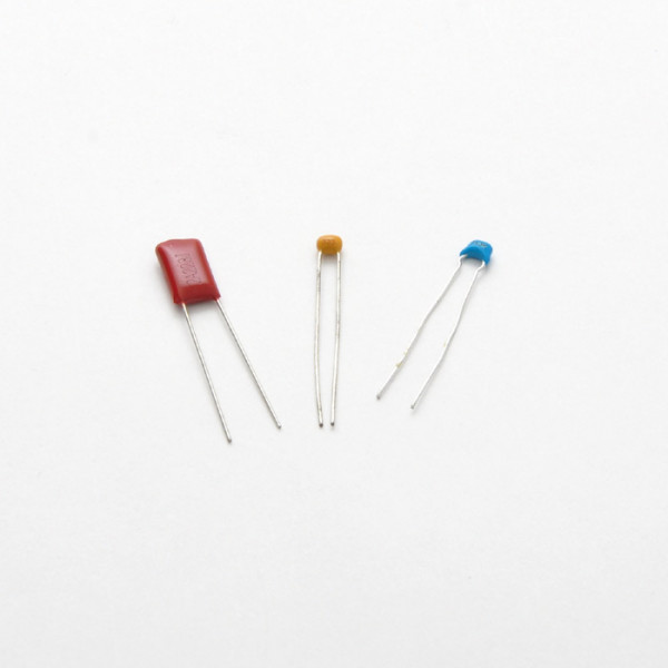 Capacitors for Tone Control