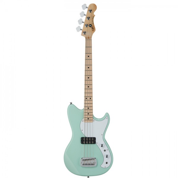 G&L Tribute Fallout Bass, Surf Green