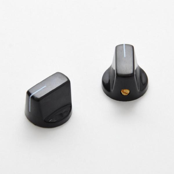Effektgeräteknopf mit Madenschraube