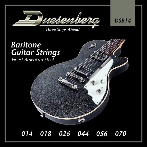 Duesenberg 6 String Baritone Strings