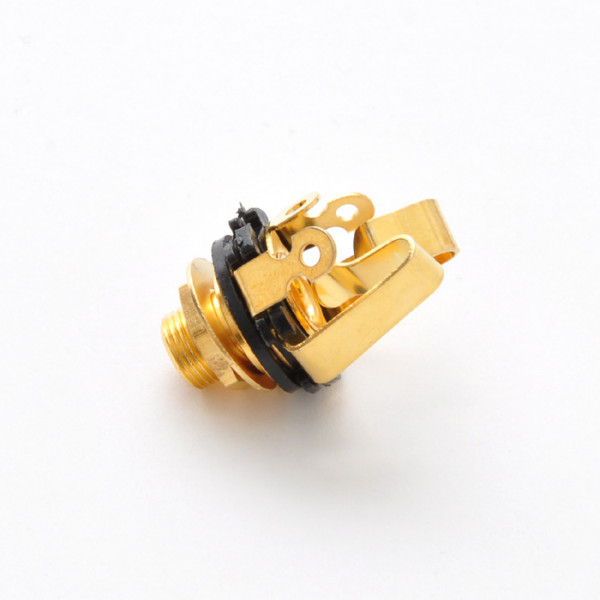 Output Jack, Gold Plated