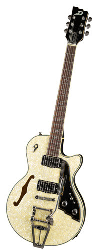 DUESENBERG Starplayer TV, Creamy Pearloid