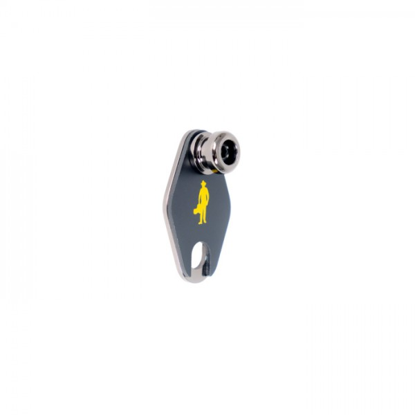 Acousti-Lok Strap Lock Adapter MN272, Taylor / 9V Expression System