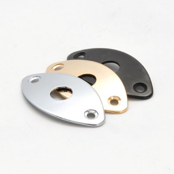 Ovales Buchsenblech, Metall